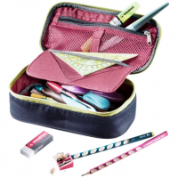 Deuter 'Pencil Case' plum space