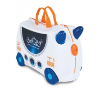 Trunki 'Skye Spaceship UKV' Ride-on suitcase Kindertrolley