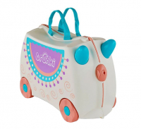 Trunki 'Lola Llama' Ride-on suitcase Kindertrolley