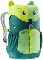 Deuter 'Kikki' Kinderrucksack 8l 300g avocado-alpinegreen