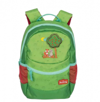 Scout 'Rocky' Forest Friends Kinderrucksack grün