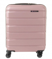 Franky 4-Rad Hartschalen-Trolley S 2,6kg shiny rose