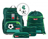 Step by Step 'Soccer Star' Cloud Limited Edition Schulranzenset 5tlg 980g 19l