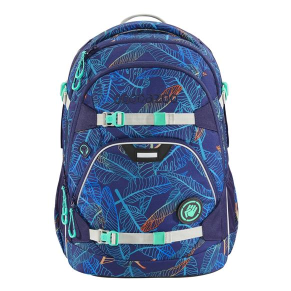Coocazoo 'ScaleRale' Schulrucksack 1,2kg 30l jungle night