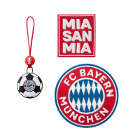 Step by Step 'Magic Mags' Wechselmotiv FC Bayern Mia san Mia
