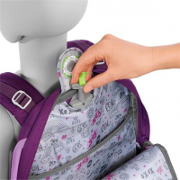 Coocazoo 'ScaleRale' Schulrucksack Limited Edition 1,2kg 30l Ocean Emotion Purple Bay
