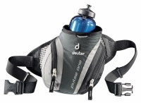 Deuter 'Pulse One' Hüfttasche granite/black