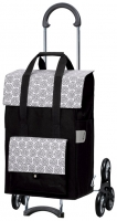 "Andersen ""Vara"" Scala Shopper Treppensteiger 50l 40kg Tragkraft  MADE IN GERMANY weiß"