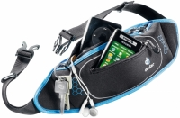 Deuter 'Neo Belt II' Bauchtasche Neoprene black-coolblue