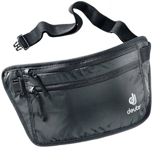 Deuter 'Security Money Belt II' Bauchtasche black
