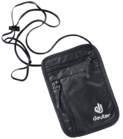 "Deuter ""Security Wallet I"" Brustbeutel black"