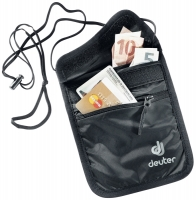 "Deuter ""Security Wallet II"" Brustbeutel black"