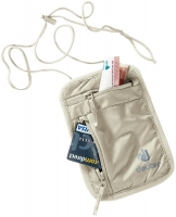 "Deuter ""Security Wallet I"" Brustbeutel sand"