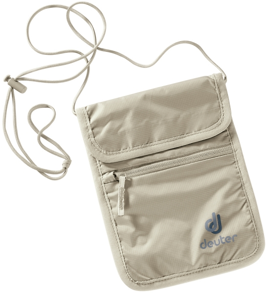 Deuter 'Security Wallet II' Brustbeutel sand