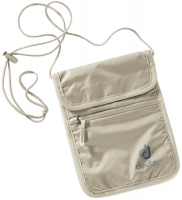 "Deuter ""Security Wallet II"" Brustbeutel sand"