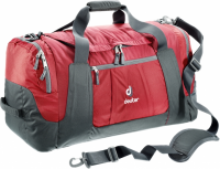 "Deuter ""Relay 60"" Reisetasche 60l cranberry-granite"