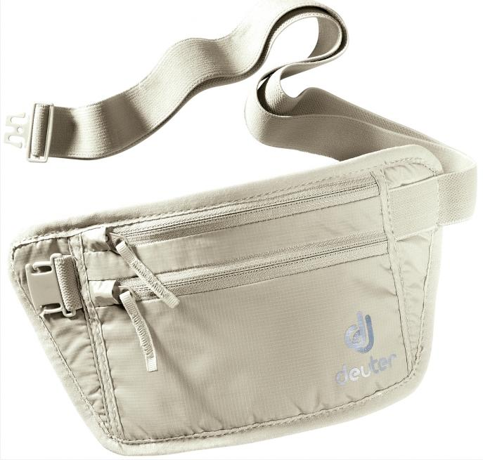 Deuter 'Security Money Belt I' Bauchtasche sand