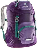 "Deuter ""Junior"" Kinderrucksack 18L 420g flieder-plum"