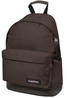 "Eastpak ""Wyoming"" Rucksack mit Lederboden  24l crafty brown"